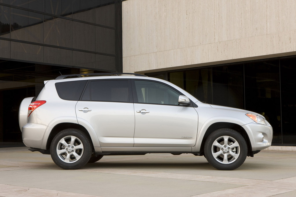 2009 Toyota Rav4 Eu Version. rav4 uk