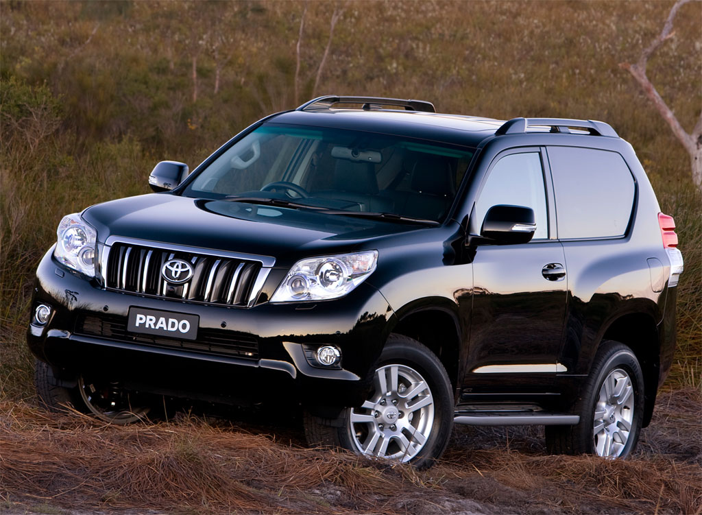 2010 Toyota Landcruiser Prado Three Door Photo 1 6853