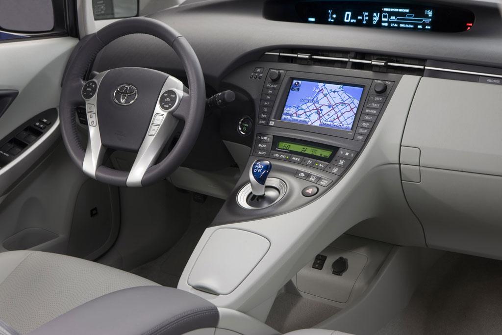 2010 Toyota Prius Photo 3 5779