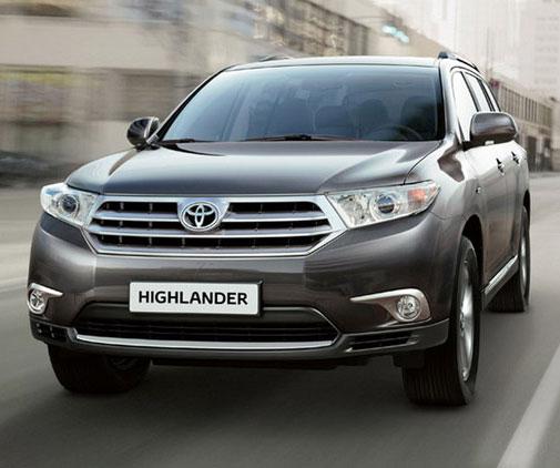 2011 Toyota Highlander Images Photos - Image 5
