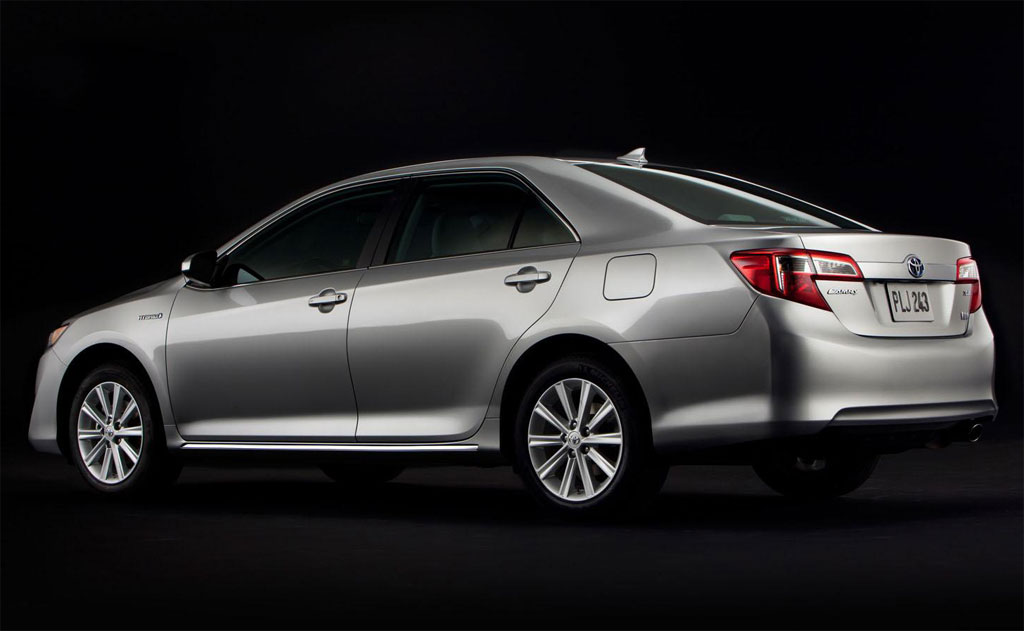 2012 Toyota Camry Hybrid Photo 5 11509