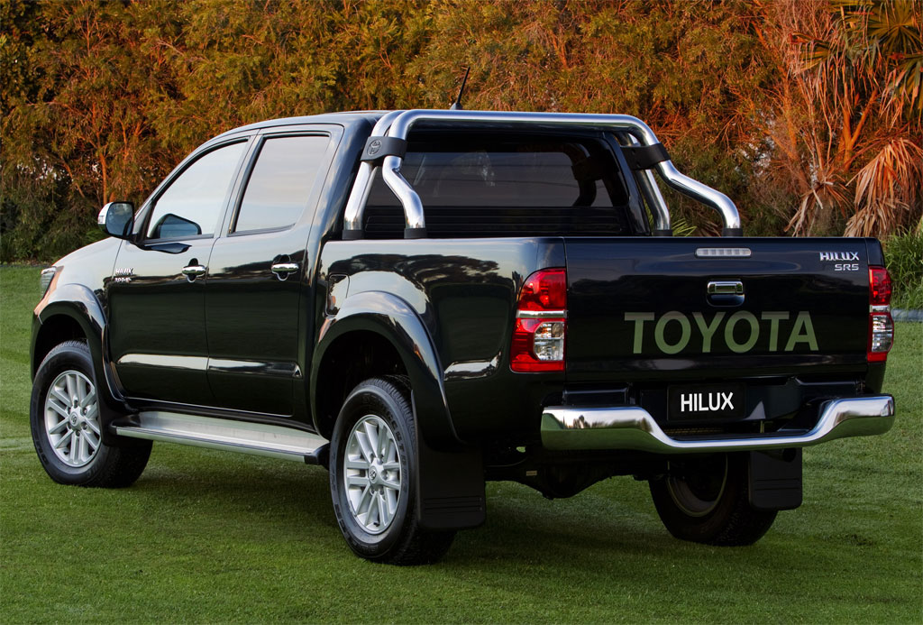 2012 Toyota Hilux Photo 2 11302