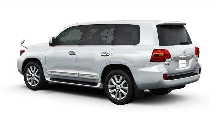 2012 Toyota Land Cruiser Facelift 17