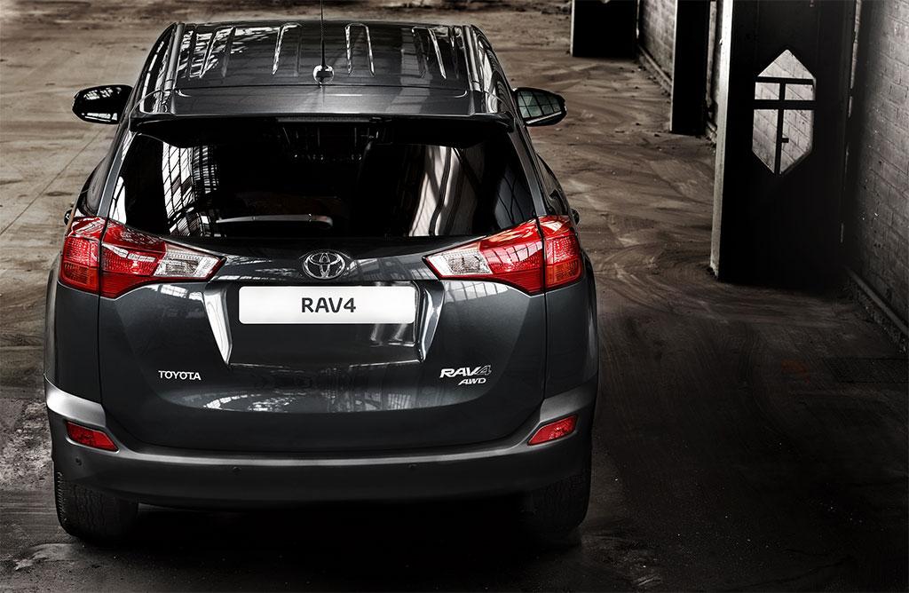 2017 Toyota Rav4 Uk 2