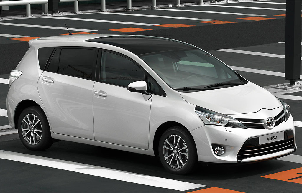 2013 Toyota Verso Photo 11 12519