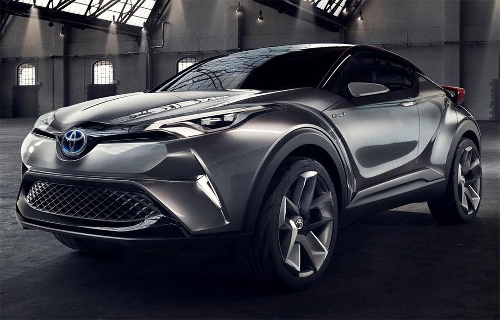 2015 Toyota C HR Concept Photo 1 14754