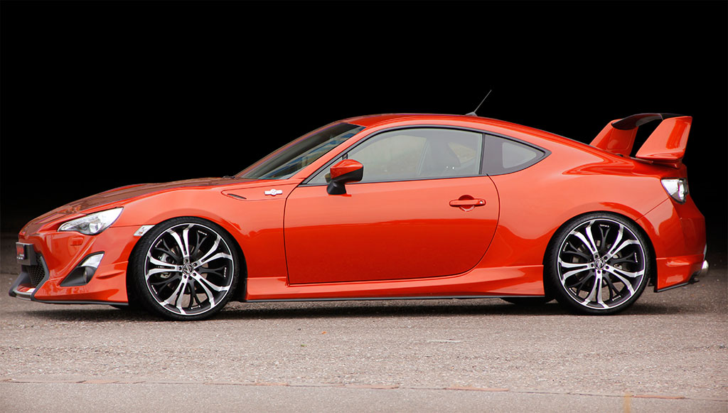 Barracuda Toyota GT 86 Photos - Image 2