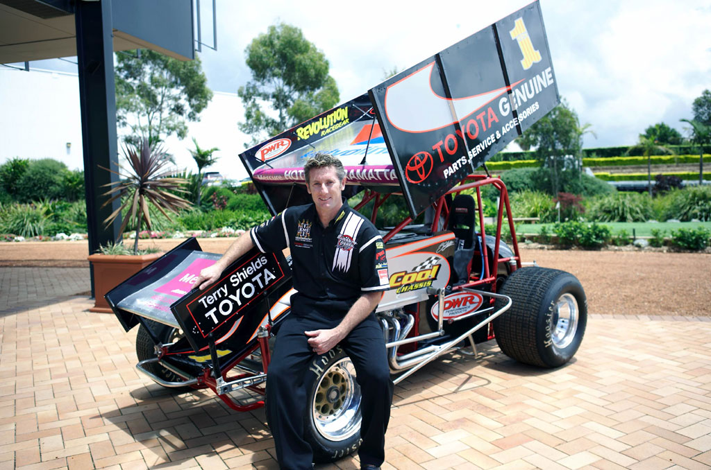 Brooke Tatnell Sprint Photo Car 2296