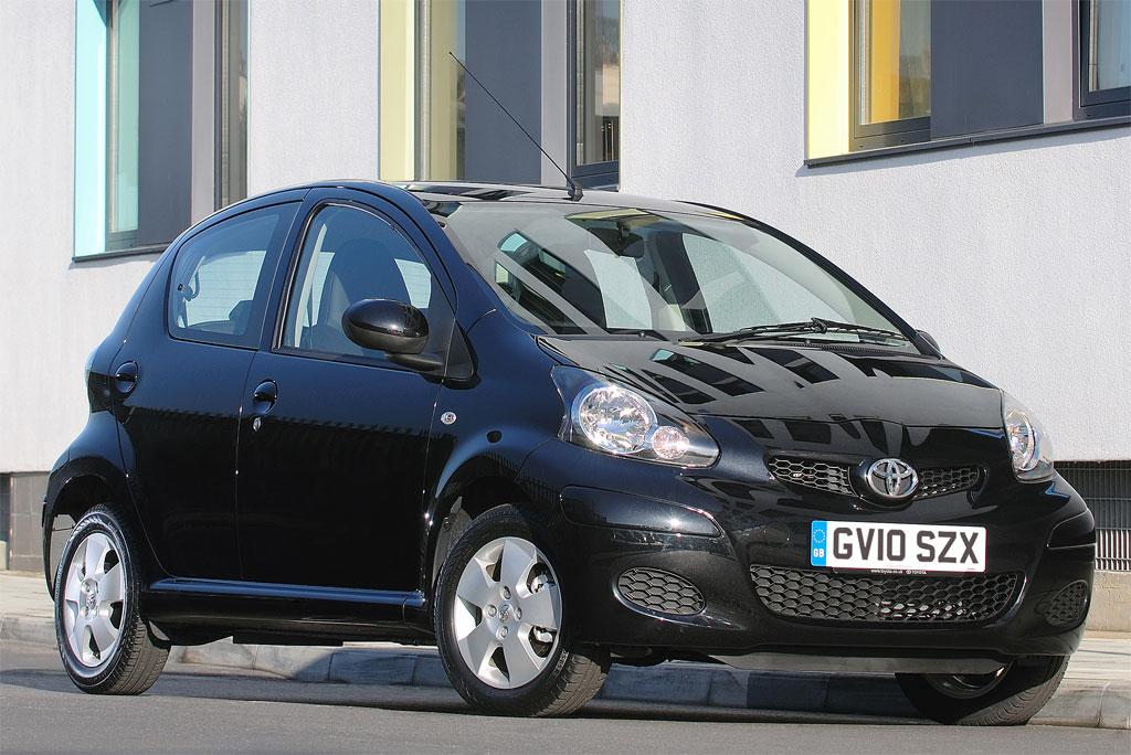 Toyota Aygo Black Photos - Image 5