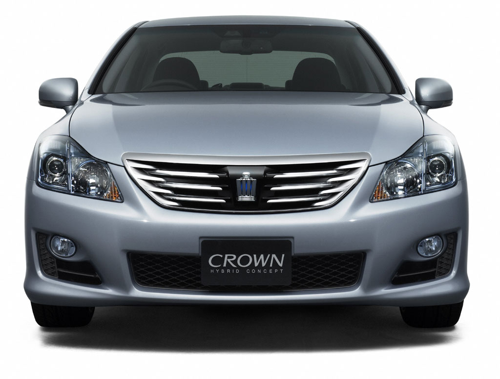 Toyota Crown Hv Photo 3 1323