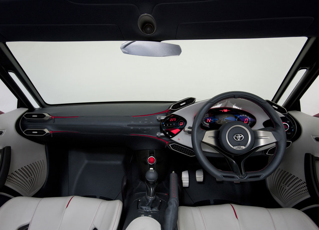 Toyota FT-86 Interior