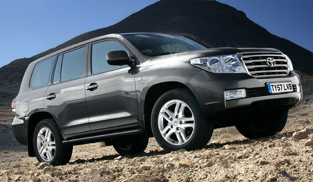 Land Cruiser v8 Wallpapers Toyota Land Cruiser v8 2