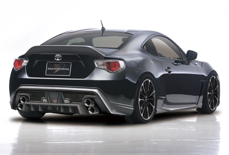 wald toyota gt 86 photo 2 12456. Black Bedroom Furniture Sets. Home Design Ideas
