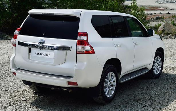 Toyota Land Cruiser Modified 4x4 2014 Toyota Land Cruiser