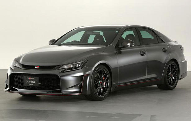 Kia Performance Center >> GRMN Toyota Mark X