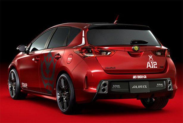 Modellista 2013 Toyota Auris