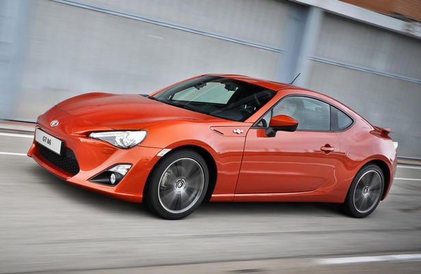 Toyota Gt86 Uk Price