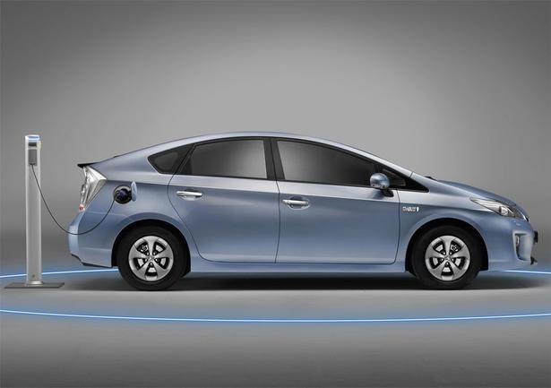 Toyota Prius Plug In Electric Hybrid