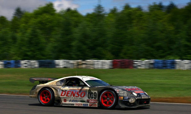 Toyota Supra Hv R First Motor Race Win With A Hybrid Car