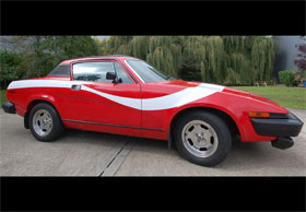 1975 Triumph TR7 Specifications - Auto Specifications