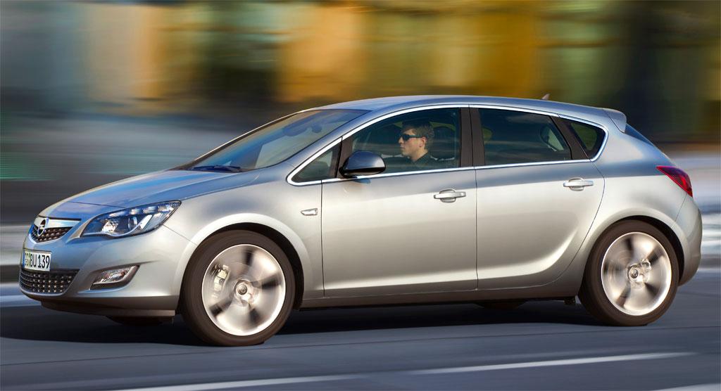2010 Vauxhall Astra Photo 4 5882