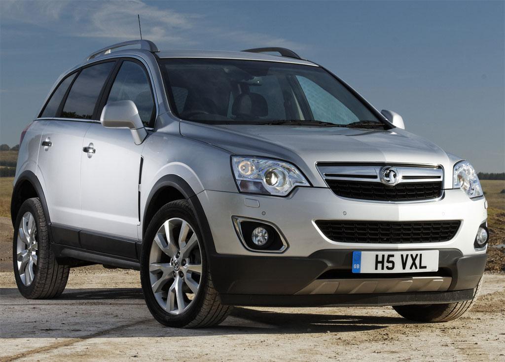 Vauxhall Antara Photo 2 10529