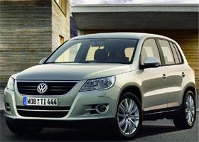 Volkswagen Tiguan Nice Car