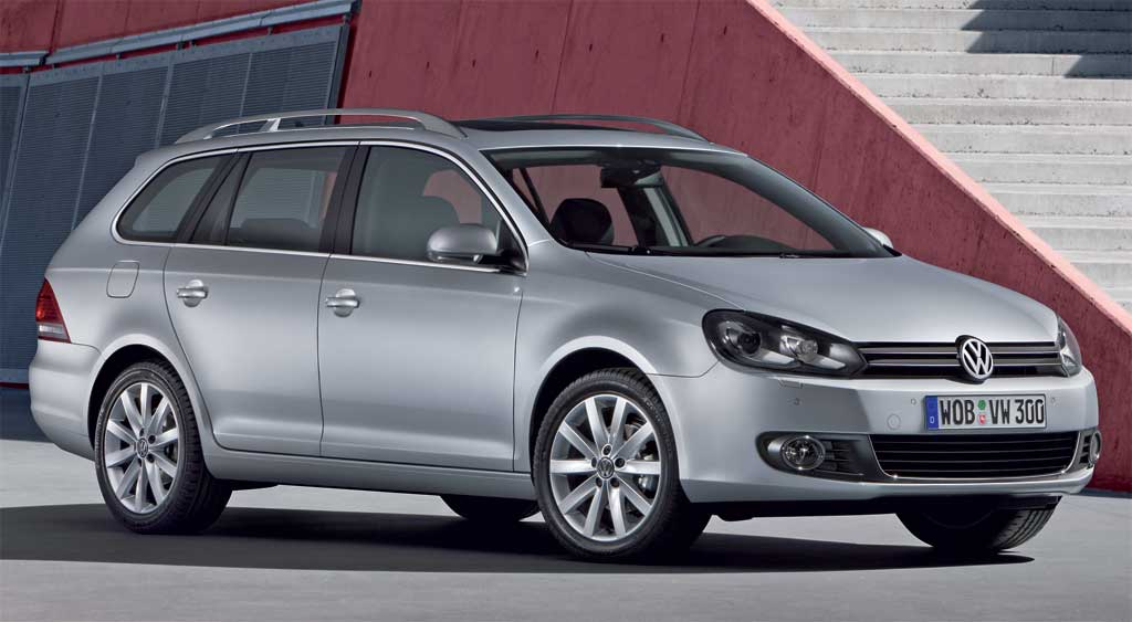 2010 Volkswagen Golf Pictures