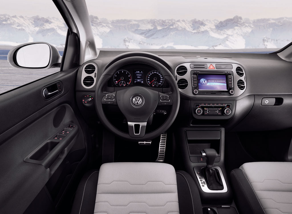 2011 Volkswagen Crossgolf Photo 4 8119