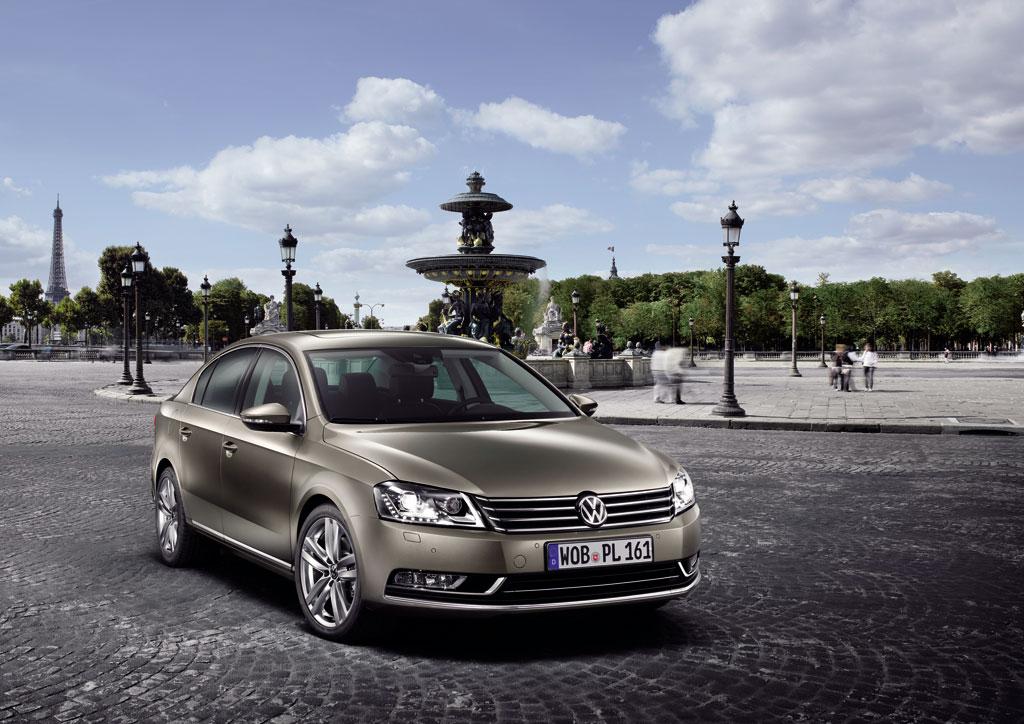 Volkswagen Passat 2011. Back to 2011 Volkswagen Passat
