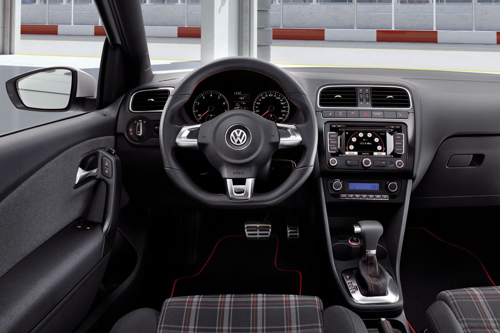 2011 volkswagen polo v gti photo 16 10301. Black Bedroom Furniture Sets. Home Design Ideas
