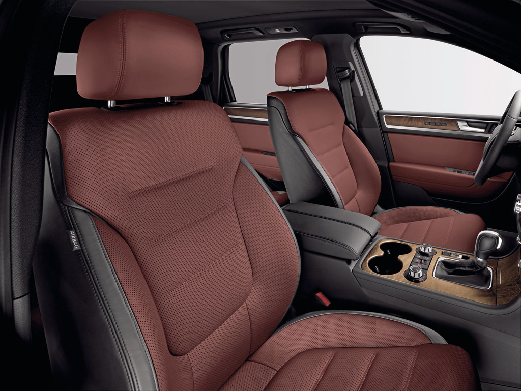 2011 Volkswagen Touareg Exclusive Photo 2 9655