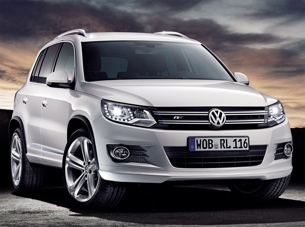 2012 volkswagen tiguan r line photo 1 11672. Black Bedroom Furniture Sets. Home Design Ideas