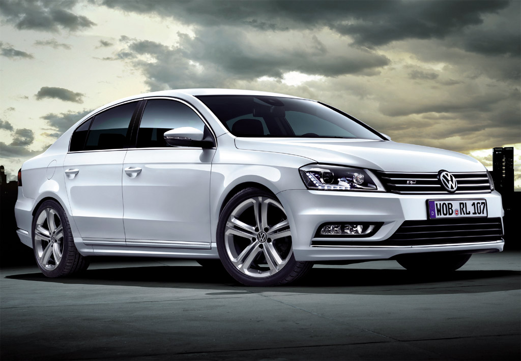 2013 Volkswagen Passat R Line Photo 1 12314