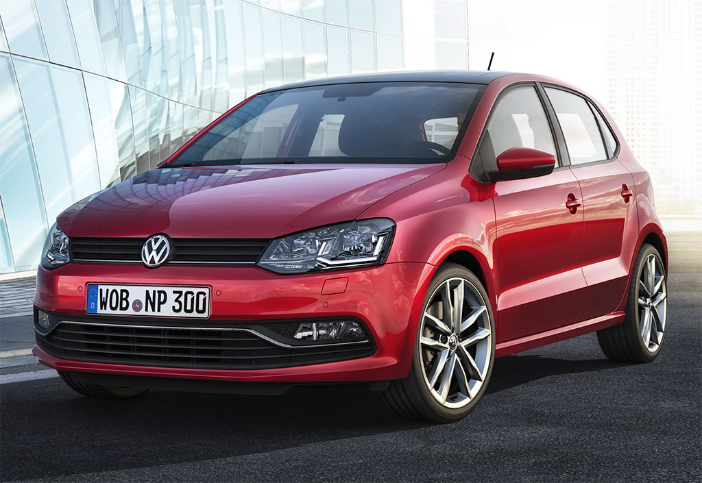 2015 volkswagen polo facelift photo 1 13748. Black Bedroom Furniture Sets. Home Design Ideas