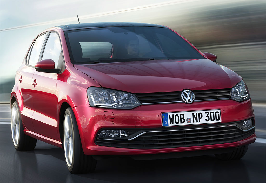 2015 volkswagen polo facelift photo 5 13748. Black Bedroom Furniture Sets. Home Design Ideas
