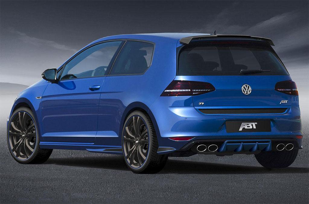 ABT Volkswagen Golf R Photo 2 13833