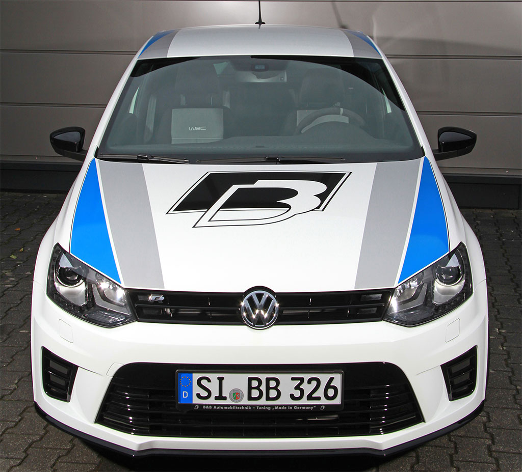 bb volkswagen polo r wrc street photo 5 13595. Black Bedroom Furniture Sets. Home Design Ideas