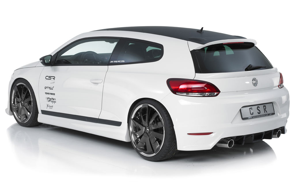 csr of volkswagen 税込:&yen49,680 000926/ csr フロントカップスポイラー t-1 for vw scirocco tsi   csr フロントリップスポイラー r-line style for vw golf6 tsi 税抜:&yen45,000.