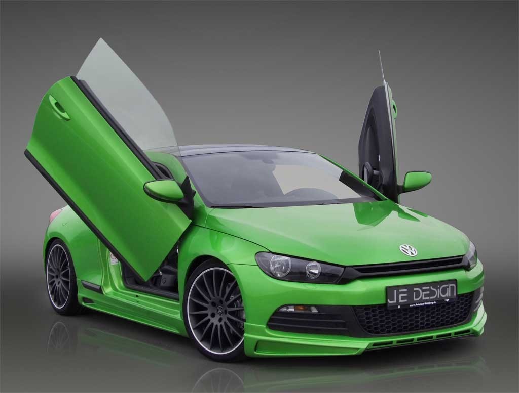 Je Design Volkswagen Scirocco 20 Tdi Photo 5 6131