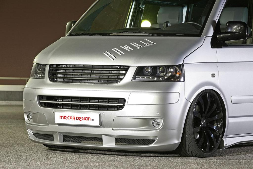 MR Car Design Volkswagen T5 Transporter Van Photo 5 11024