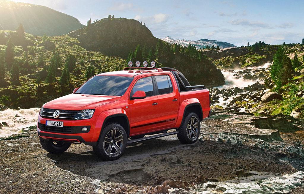 Vw Gti Roadster Price >> Volkswagen Amarok Canyon Photo 4 12193