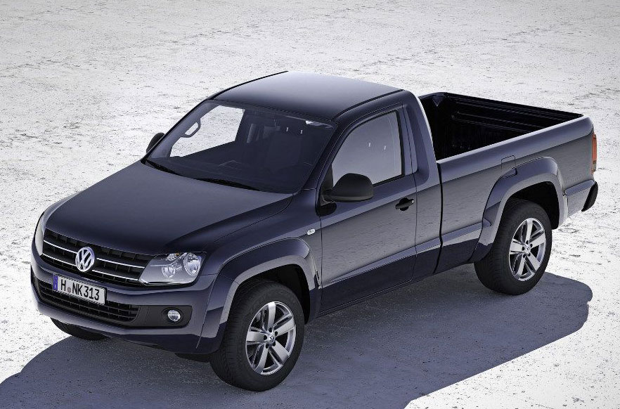 Volkswagen Amarok Single Cab Photos - Image 2