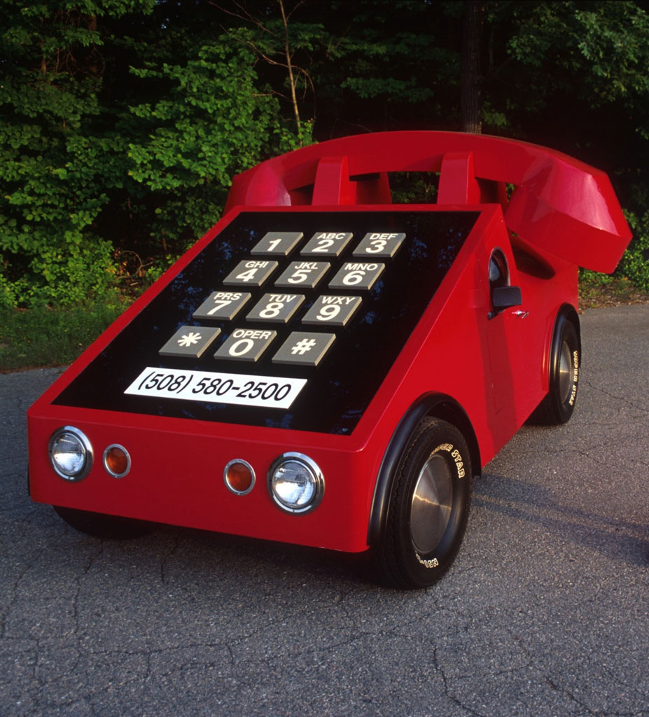 Phone Car | The 10 Most Weird And Unusual Cars Ever!