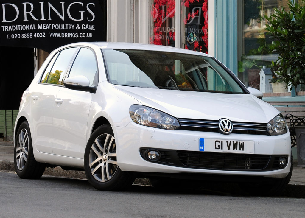Volkswagen Golf 1.6 TDI BlueMotion Photos - Image 1