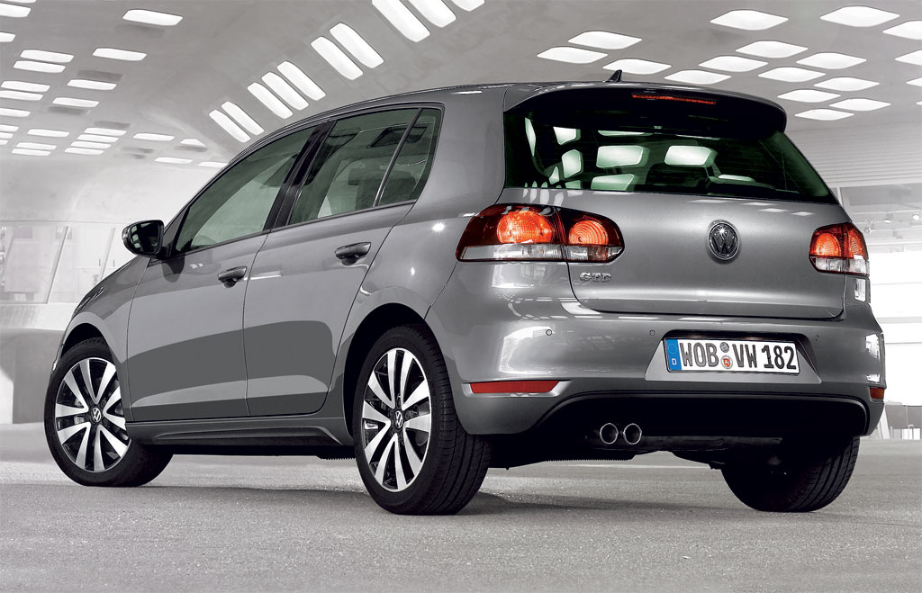 vw golf. Back to Volkswagen Golf VI