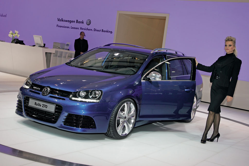 volkswagen golf variant rave 270 photo 7 1873. Black Bedroom Furniture Sets. Home Design Ideas