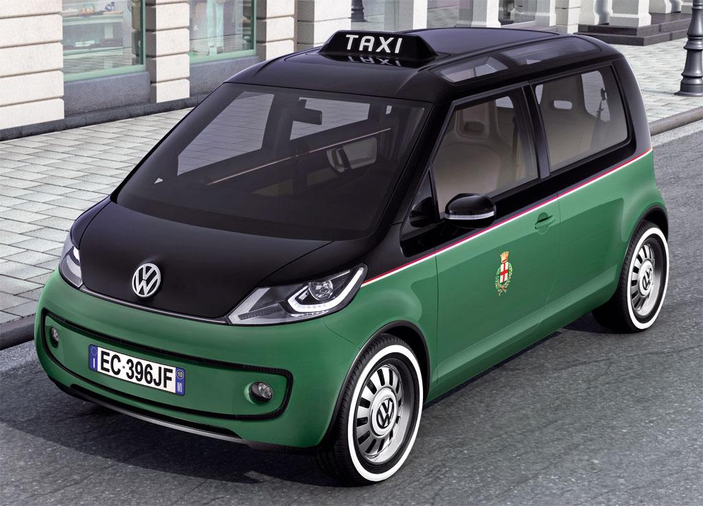 Volkswagen Milano Taxi Photo 12 8005