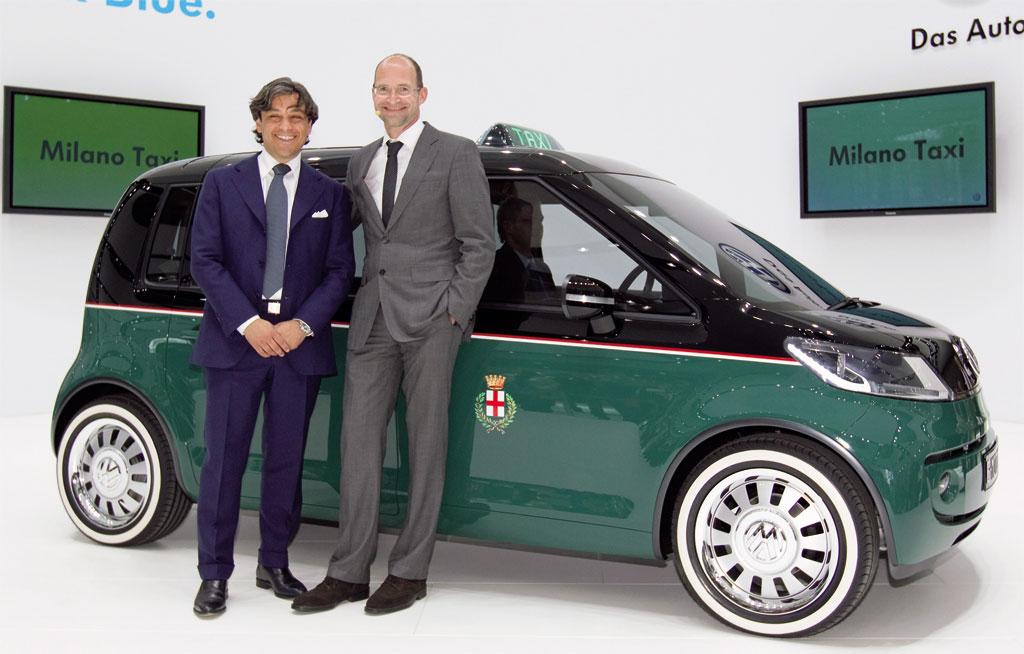 Volkswagen Milano Taxi Photo 13 8005