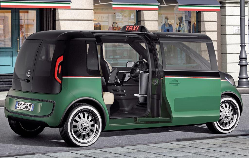 Volkswagen Milano Taxi Photo 5 8005